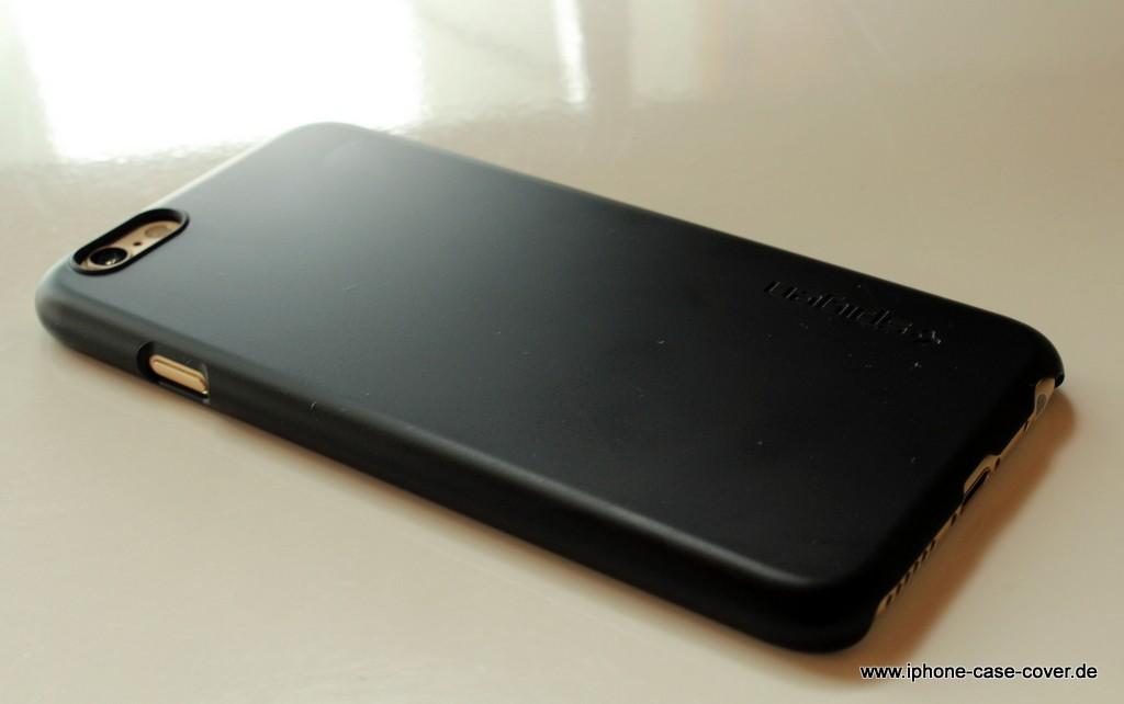 spigen schutzh lle f r iphone 6 thin fit h lle iphone. Black Bedroom Furniture Sets. Home Design Ideas